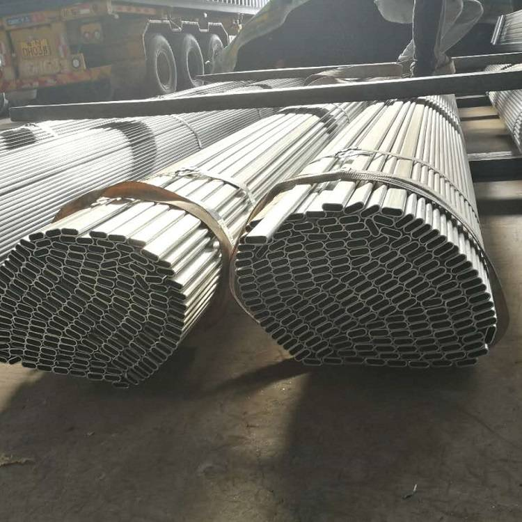 oval iron pipe
